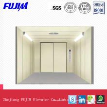 Prix ​​concurrentiel Freight Elevator with Machine Roomless