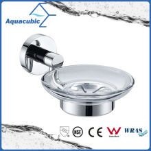 Modern Wall-Mount Stainless Steel Soap Dish (AA9616B)