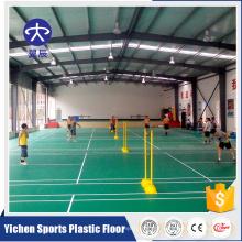 Good waterproof indoor plastic flooring factory
