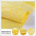 Conception personnalisée Dessins de tissu de jacquard de vêtement à la mode de haute qualité