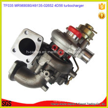 TF035 4D56 Engine 49135-02652 MR968080 Turbocharger for Mitsubishi
