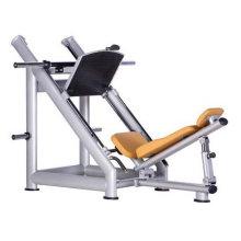 Ce Gym approuvé utilisé 45 ° Leg Press