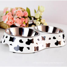 (BC-PE1001) High Quality Reusable Melamine Pet Basin