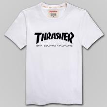 T-shirt à manches longues en coton à la mode à l'été