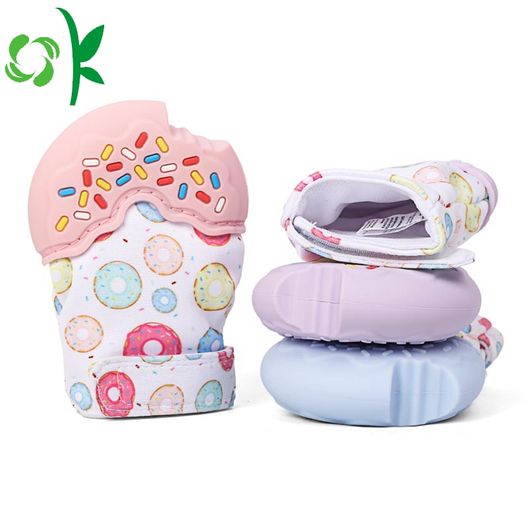 silicone teether safe for baby