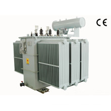 Rectifier Transformer for Medium Frequency Induction Furnace (ZPS-8000/35)