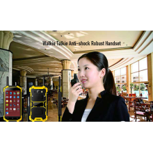 Walkie Talkie Anti-choque robusto Handset