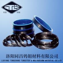 Fio de tungstênio puro para filamento de lâmpada