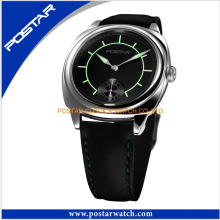New Designed Stainless Steel Luminous Watch with Japan Movement
