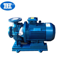 ISW electric power horizontal centrifugal pump