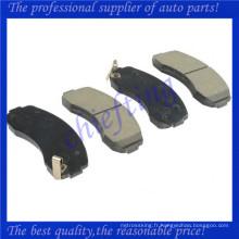 D1513 0K60A-33-28ZA 36948 plaquette de frein de haute qualité pour kia k2500