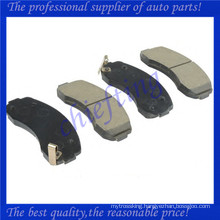 D1513 0K60A-33-28ZA 36948 high quality brake pad for kia k2500