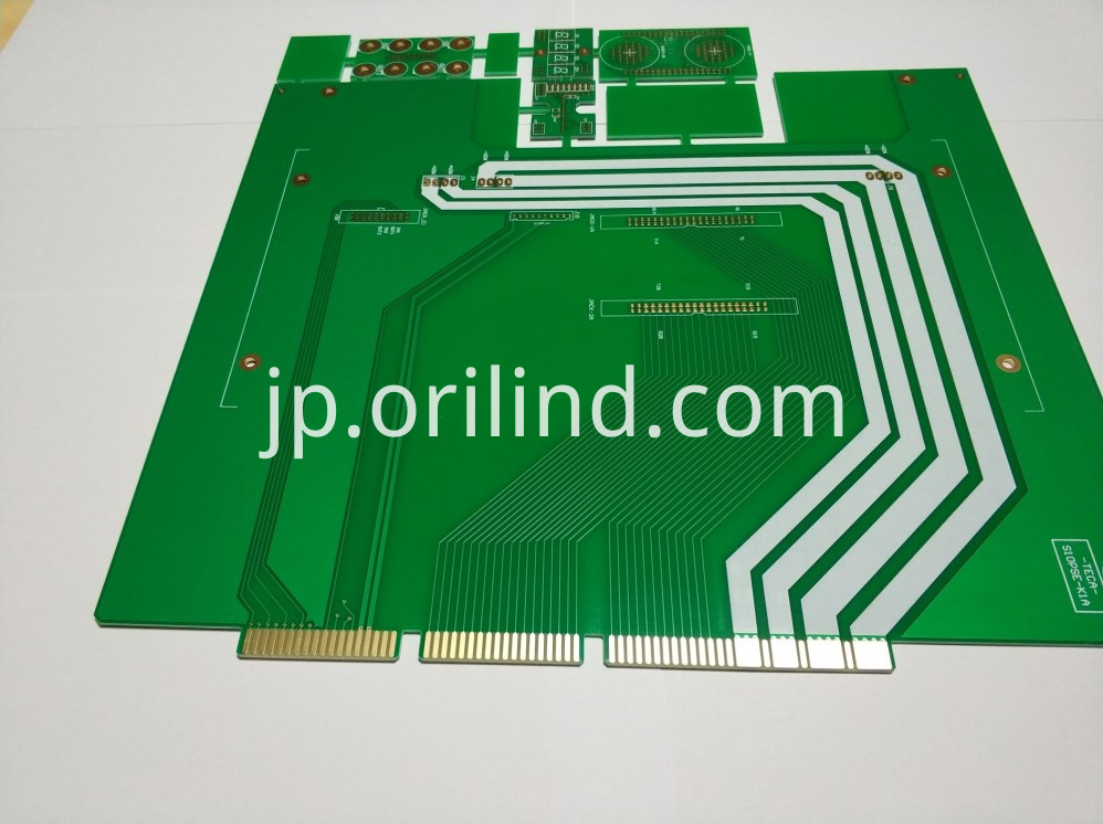 Edge Connector Pcb Board