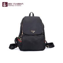 HEC Großhandel Mädchen Tasche PVC PU Material High School Rucksack