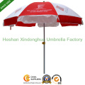 Promotional Beach Umbrella with Custom Logo, Advertising Sun Umbrella (BU-0048W)