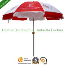 Outdoor-Sonnenschirm für Werbung (BU-0045) angepasst