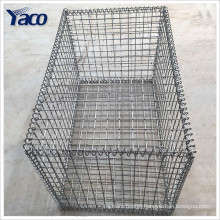 Best Selling galvanized Products rock basket wire mesh, gabion wire mesh