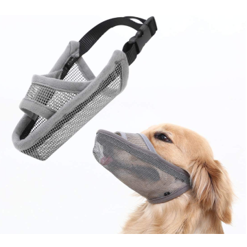 Air Mesh Breathable Dog Muzzle