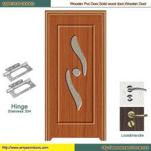 Puertas de la puerta interior doble puerta de oscilación