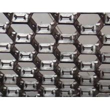 Maille d'acier inoxydable d'ancre réfractaire d'acier inoxydable