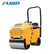 Rouleau de pelouse à rouleaux en acier robuste hydraulique de 800 kg (FYL-860)
