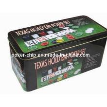 Набор чипов для покера Texas Hold'em (SY-S35)