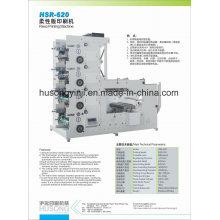 Esterilização Reel e Pounch Flexo máquina de impressão