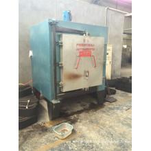 Horno de templado tipo cámara de circulación de aire caliente