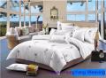 Luxury Cool King Desinger Modern Unique Cotton Duvet Cover With Pillow Shame