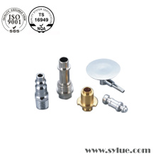 Mico Brass Machining China niquelado