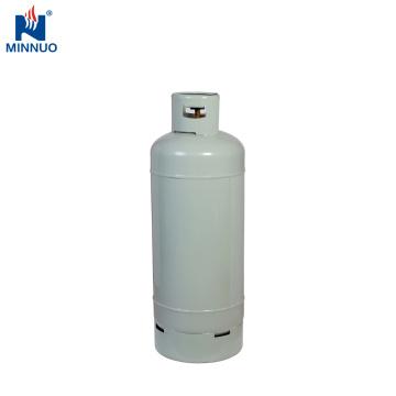 Cilindro de gás vazio do aço do lpg 42.5kg, tanque de propano para Coreia do Sul
