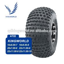 pneu pour VTT 22 x 11-8 2PR 4pr