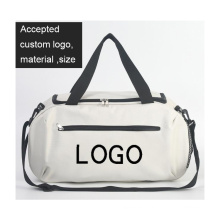 High quality Portable Large-capacity sports gym duffle bag 600D Oxford Waterproof Duffel Overnight Travel Bag
