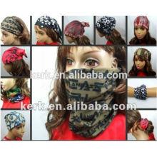 ¡Pañuelos de cabeza personalizados! ¡El precio más bajo, la mejor calidad! ¡El mejor envío exprés con descuento proporciona!