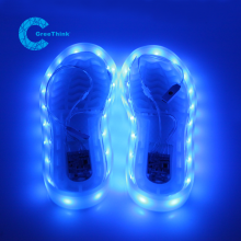 led light up shoes and change colors for adults