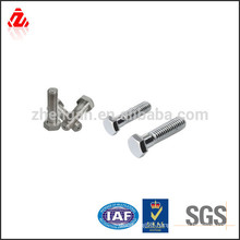 China supply high qality good price ss316 a4-70 hex bolt
