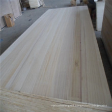Fsc Paulownia Solid Wood Boards