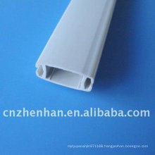 PVC Roller blind bottom rail-curtain rail-Roller shutter components-curtain track-curtain accessory