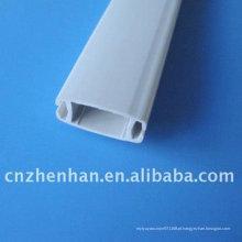 PVC Roller cego fundo ferroviário-cortina ferroviário-rolo obturador componentes-cortina track-cortina acessório