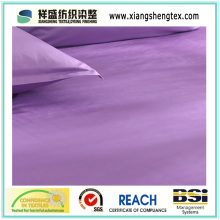100% tela de satén de algodón de ancho ancho para el hogar Textil