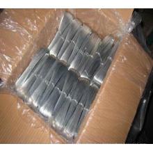 Alambre de hierro galvanizado eléctrico del tipo U