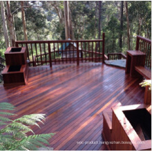 Solid Merbau Wood Decking