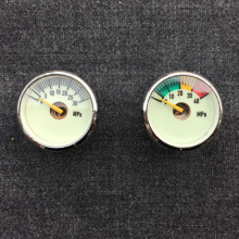 Customized for Paintball  Regulator Hot Sale mini air pressure gauge export to Saint Vincent and the Grenadines Supplier