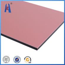 Revêtement PVDF Oanel composite en aluminium de haute qualité pour panneau de signalisation