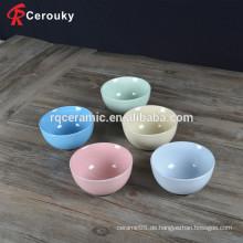 Europäischen Stil klassischen Design FDA zugelassenen Keramik Schüssel