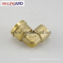 Brass Female Solder Plumbing Fitting
