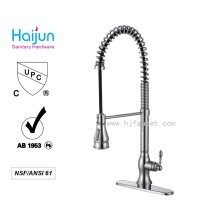 High technology Multifunction pull out kitchen faucet