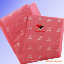 Papel de tecido de cor Mg Print com preço barato
