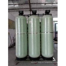 Ablandador automático del agua para el sistema del RO del tratamiento de agua