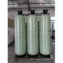 Adoucisseur automatique d'eau pour système de traitement de l'eau RO